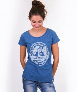 smucwear t shirt smuc surfmunich damen denim