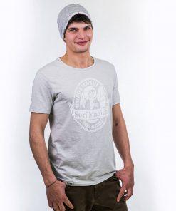 smucwear t shirt smuc surfmunich hellgrau