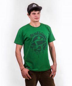 smucwear t shirt smuc surfpunk gruen