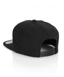 truckercap basecap surfmunich rvrsrf black back