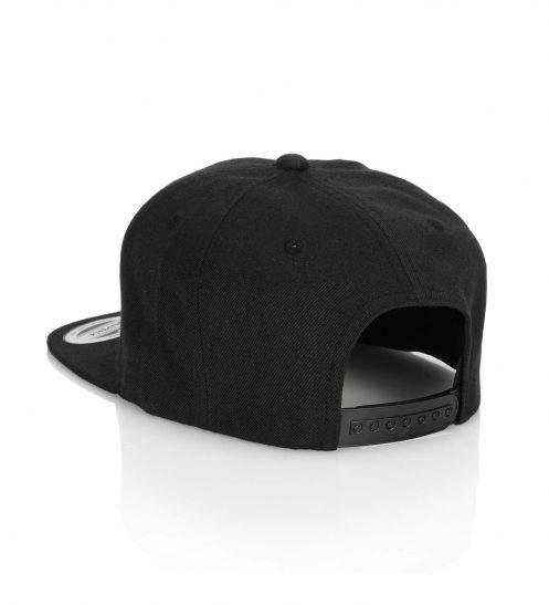 truckercap basecap surfmunich rvrsrf black back