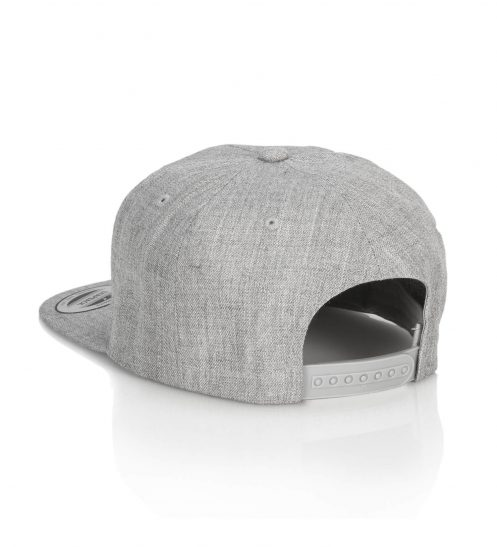 truckercap basecap surfmunich rvrsrf hellgrau back